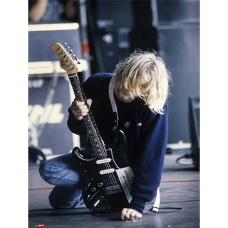 poster - Nirvana - Guitar - LP1160 - GB posters