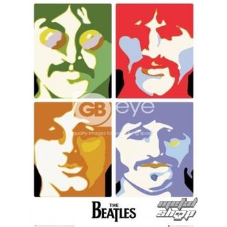 poster - Beatles - Sea of Science - LP1266, GB posters, Beatles