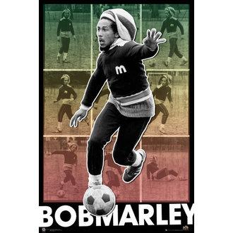 poster Bob Marley - Football SOS - GB Posters, GB posters, Bob Marley