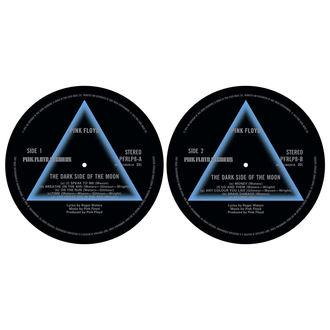 Gramophone Pad (set of 2pcs) PINK FLOYD - DARK SIDE OF THE MOON - RAZAMATAZ, RAZAMATAZ, Pink Floyd