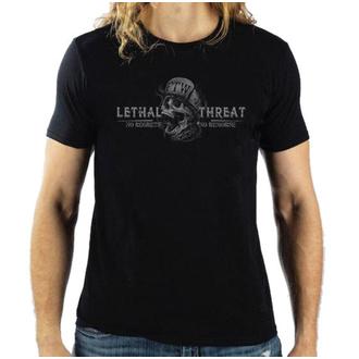 t-shirt hardcore men's - SKULL - LETHAL THREAT - LT20731
