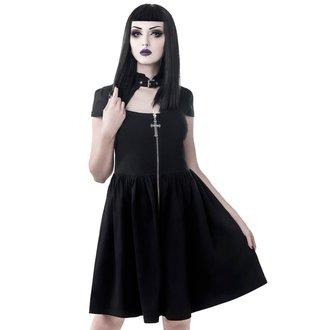 Women's dress KILLSTAR - Lucinda - BLACK, KILLSTAR