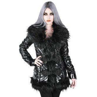 Women's coat KILLSTAR - Lucine Puff - BLACK
