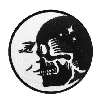 Iron-on Patch KILLSTAR - Luna Morte - Black - KIL525
