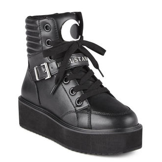 wedge boots unisex - LUNA HIGH TOPS - KILLSTAR, KILLSTAR