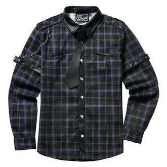 Men's shirt KILLSTAR - Lux - TARTAN - KSRA000388