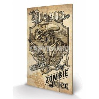 wooden image Alchemy (Zombie Juice) - Pyramid Posters, ALCHEMY GOTHIC