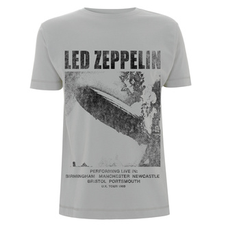 t-shirt metal men's Led Zeppelin - Led Zeppelin - NNM - RTLZETSIGUKTOUR