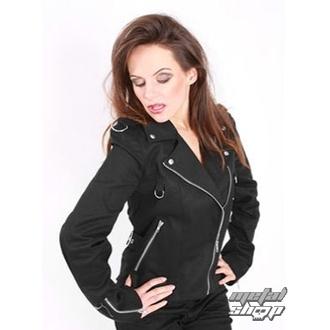 jacket women's Mode Wichtig - Biker Jacket Denim, MODE WICHTIG
