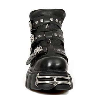 leather boots unisex - NEW ROCK - M.135-S1