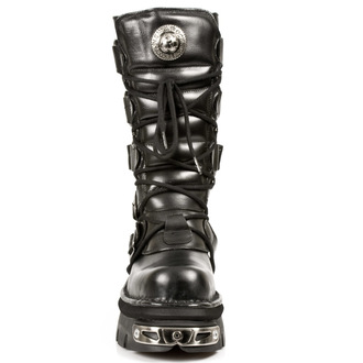 leather boots women's - NEW ROCK - M.474-S1