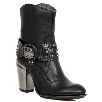 high heels women's - BUFALO WILD NEGRO - NEW ROCK, NEW ROCK
