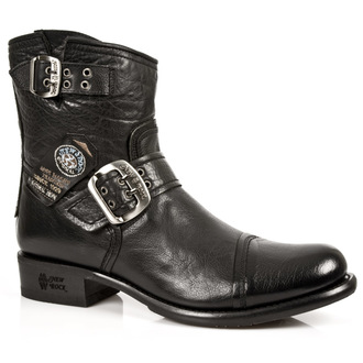 leather boots women's - GY05-S1 - NEW ROCK, NEW ROCK
