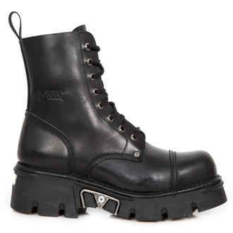 leather boots unisex - ITALI NEGRO, ITALI NEGRO - NEW ROCK, NEW ROCK