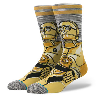 Socks STAR WARS - ANDROID GREY - STANCE, STANCE