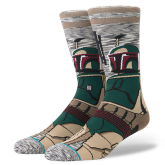 Socks STAR WARS - BOUNTY - HUNTER GREY - STANCE, STANCE