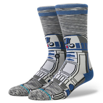 Socks STAR WARS - R2 UNIT - GREY - STANCE, STANCE