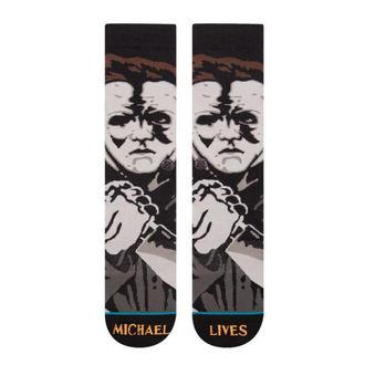 socks STANCE - HALLOWEEN - MICHAEL MYERS - BLACK, STANCE