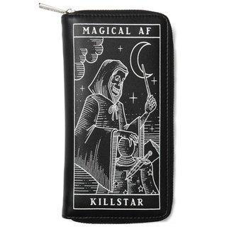 Wallet KILLSTAR - Magical AF - Black, KILLSTAR