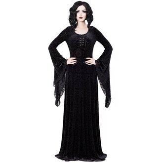 Women's dress KILLSTAR - Mai - BLACK, KILLSTAR