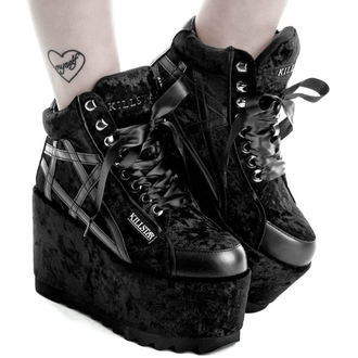 wedge boots women's - MALICE PLATFORM TRAINERS - KILLSTAR, KILLSTAR