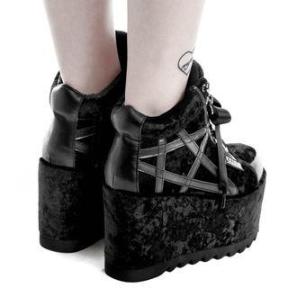 wedge boots women's - MALICE PLATFORM TRAINERS - KILLSTAR