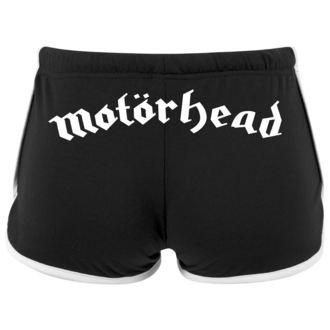 women´s shorts  Motörhead - Logo - URBAN CLASSICS, Motörhead