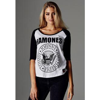 t-shirt metal women's Ramones - URBAN CLASSICS - URBAN CLASSICS, NNM, Ramones