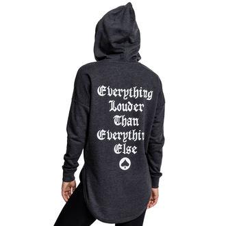 hoodie women's Motörhead - Everything - URBAN CLASSICS, URBAN CLASSICS, Motörhead