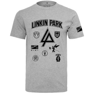 t-shirt metal men's Linkin Park - Patches -, Linkin Park