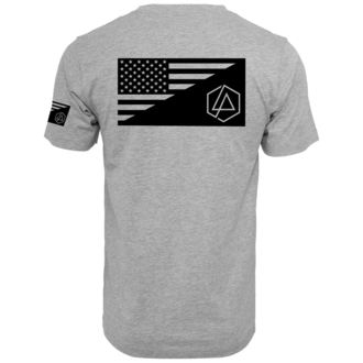 t-shirt metal men's Linkin Park - Flag -, Linkin Park