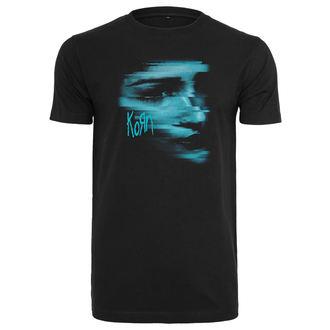 t-shirt metal men's Korn - Face - NNM - MC225