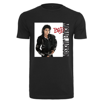 t-shirt metal men's Michael Jackson - Bad - NNM - MC448