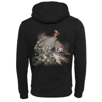 hoodie men's Korn - The Leader - NNM - MC498