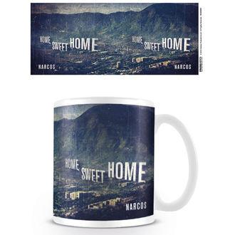 Mug Narcos - Home Sweet Home - PYRAMID POSTERS - MG24459