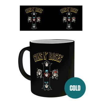 Mug with THERMOFOIL Guns N' Roses - GB posters, GB posters, Guns N' Roses
