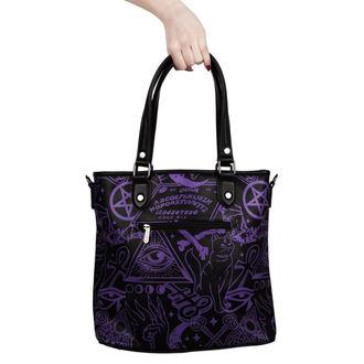 Purse (handbag) KILLSTAR - MISS MORBID - BLACK, KILLSTAR