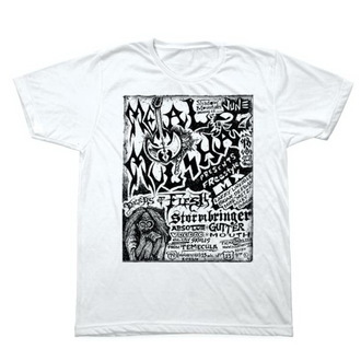 t-shirt street men's - FLYER - METAL MULISHA, METAL MULISHA