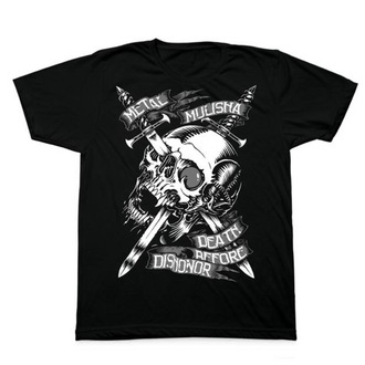 t-shirt street men's - DBD - METAL MULISHA, METAL MULISHA