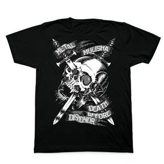 t-shirt street men's - DBD - METAL MULISHA, METAL MULISHA