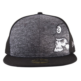 cap METAL MULISHA - TONE - BLK, METAL MULISHA