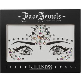 Self-adhesive face rhinestones KILLSTAR - Moon Child - AURA - KSRA001092