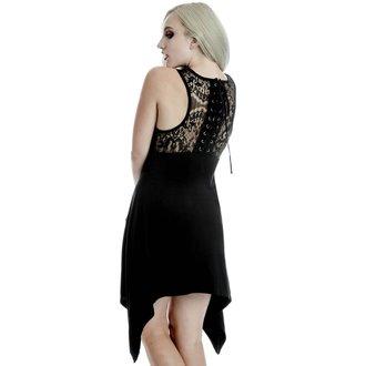 Women's dress (tunic) KILLSTAR - Moon Magic - BLACK, KILLSTAR