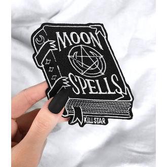 Iron-on patch KILLSTAR - Moon Spells, KILLSTAR