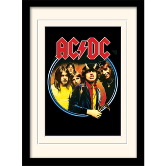 Framed poster  AC / DC - (&&string0&&) - PYRAMID POSTERS, PYRAMID POSTERS, AC-DC