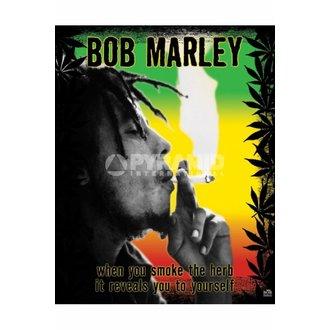 poster Bob Marley (Herb) - MPP50071, PYRAMID POSTERS, Bob Marley