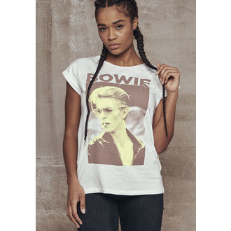 t-shirt metal David Bowie - URBAN CLASSICS - URBAN CLASSICS, David Bowie
