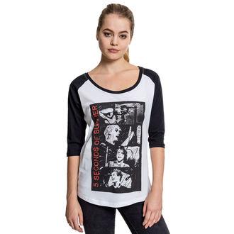 Women's 3/4 sleeve t-shirt - 5 Second of Summer, 5 Second of Summer