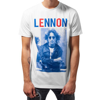 t-shirt metal men's Beatles - John Lennon -, Beatles