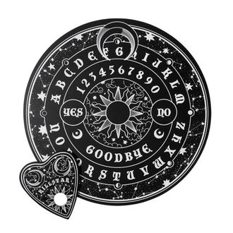 Spiritual board (prophetic board) KILLSTAR - Mystic Round Spirit - BLACK, KILLSTAR